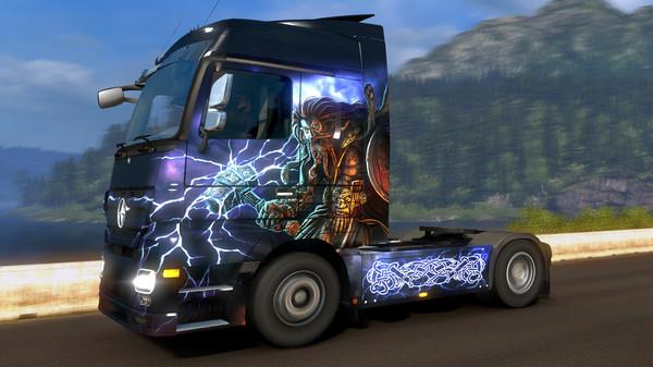 Euro Truck Simulator 2 - Viking Legends