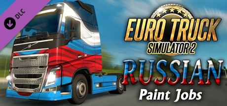 Euro Truck Simulator 2 - Russian Paint Jobs Pack