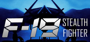 F-19 Stealth Fighter cover art