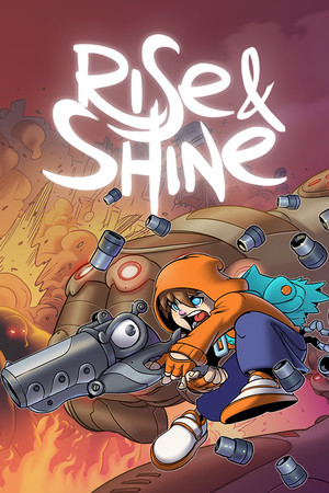 Rise & Shine poster image on Steam Backlog
