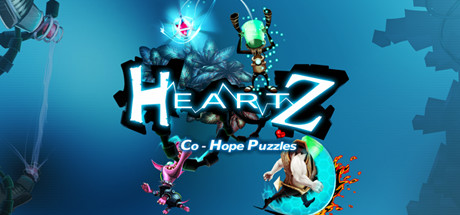 HeartZ: Co-Hope Puzzles cover art