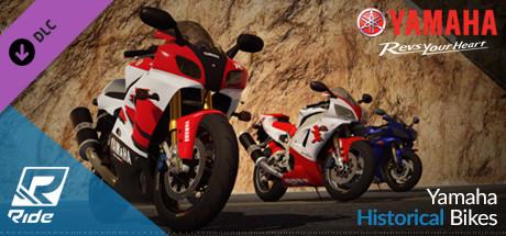 RIDE: Yamaha Historical Bikes