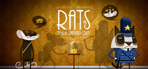 Rats - Time is running out! cover art