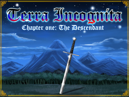 Terra Incognita ~ Chapter One: The Descendant