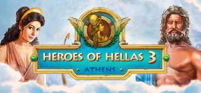 Heroes of Hellas 3: Athens cover art