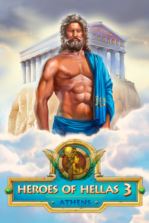 Heroes of Hellas 3: Athens poster image on Steam Backlog