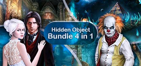 Hidden Object Bundle 4 in 1 cover art