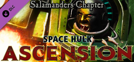Space Hulk: Ascension - Salamanders