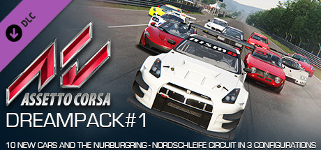 Assetto Corsa Dream Pack 1