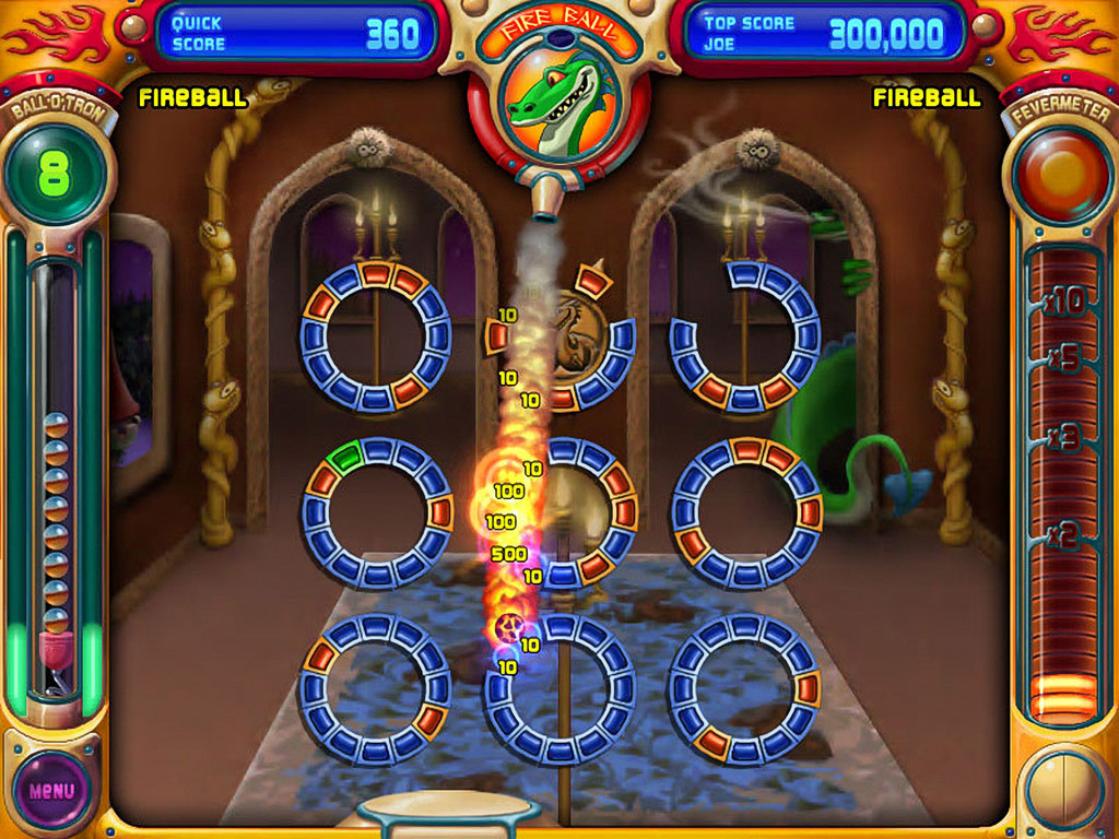 Peggle Game Online