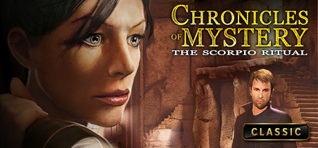 Game Banner Chronicles of Mystery: The Scorpio Ritual