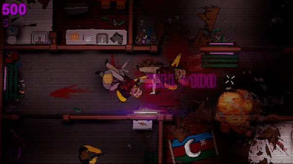 скриншот Bloodbath Kavkaz 2