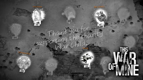 Скриншот №1 к This War of Mine War Child Charity
