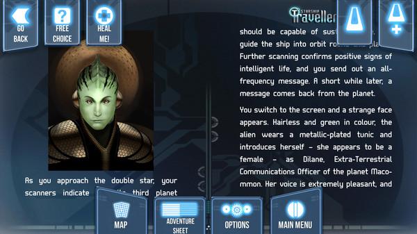 Starship Traveller 5