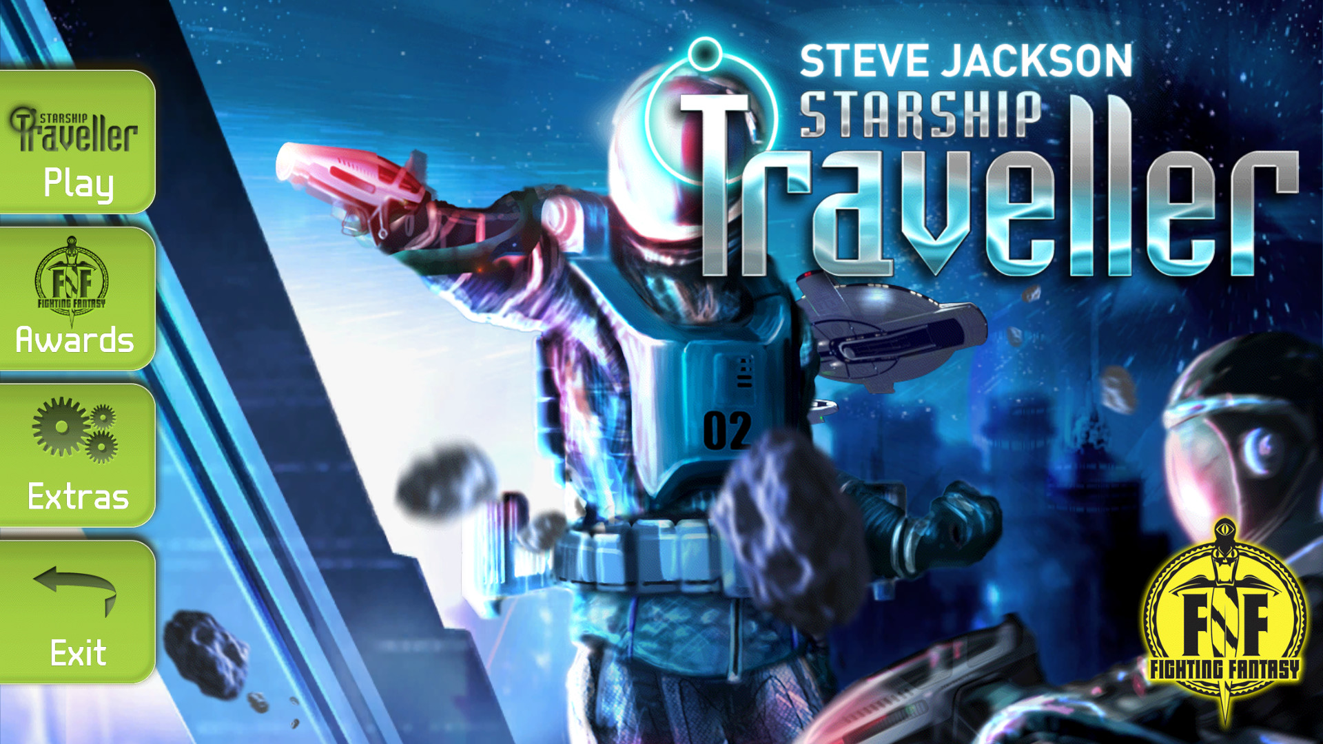 Download the classic Traveller RPG for free