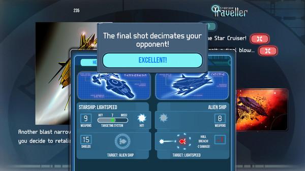 Starship Traveller 2