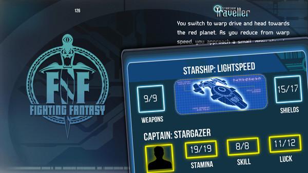 Starship Traveller 4