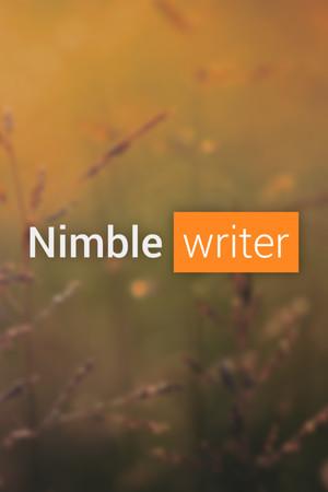 Nimble Writer poster image on Steam Backlog