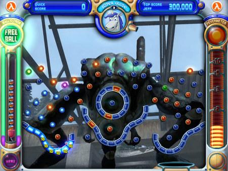 Скриншот из Peggle Extreme