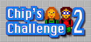 Chip's Challenge 2 cover art