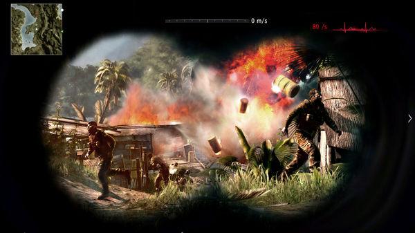 Sniper: Ghost Warrior - Second Strike (DLC)
