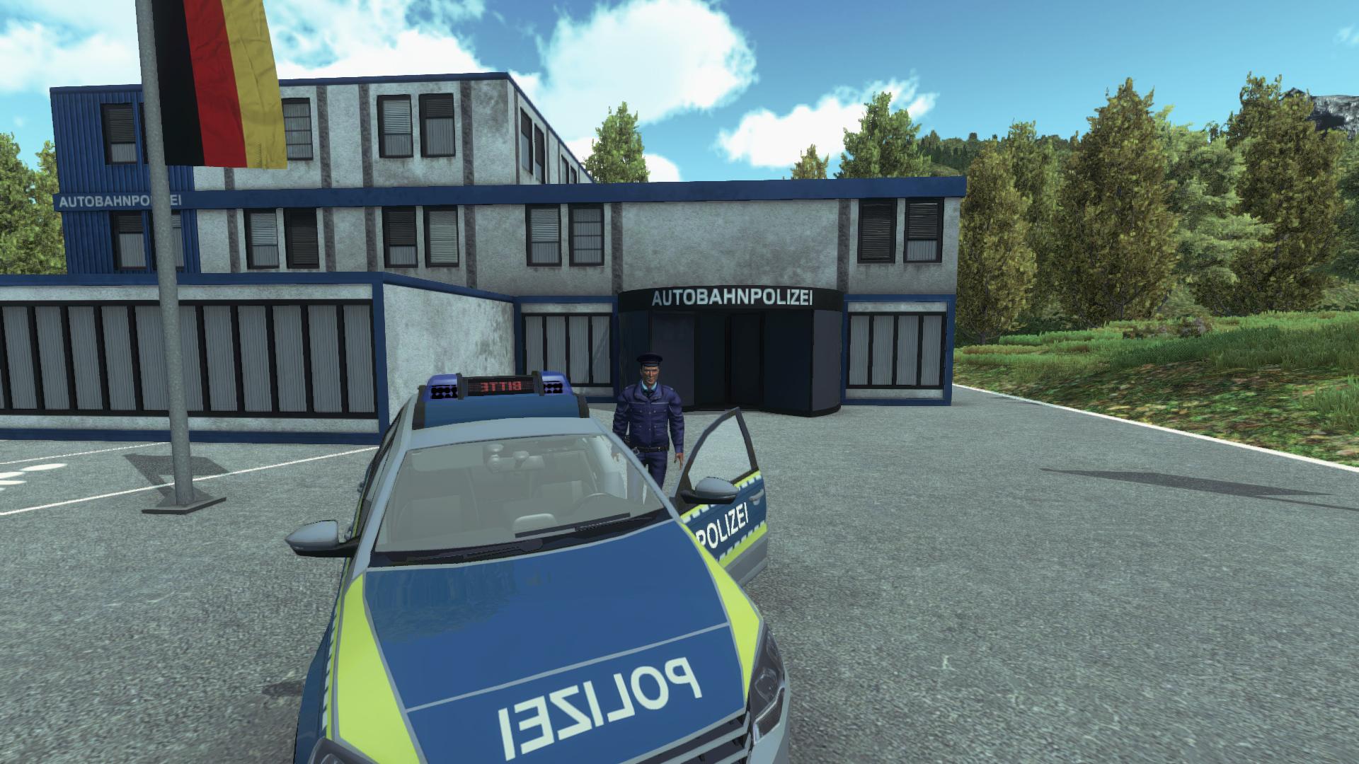Autobahn Police Simulator Free Download | GameTrex