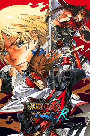 GUILTY GEAR XX ACCENT CORE PLUS R poster image on Steam Backlog