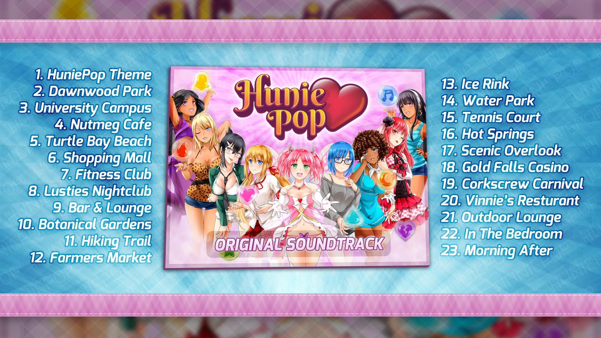 Save 25 On Huniepop Original Soundtrack On Steam