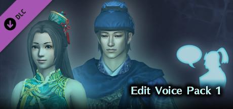 DW8E: Edit Voice Pack 1
