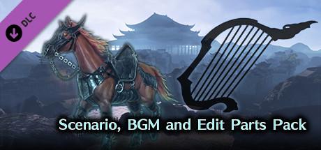 DW8E: Scenario, BGM and Edit Parts Pack