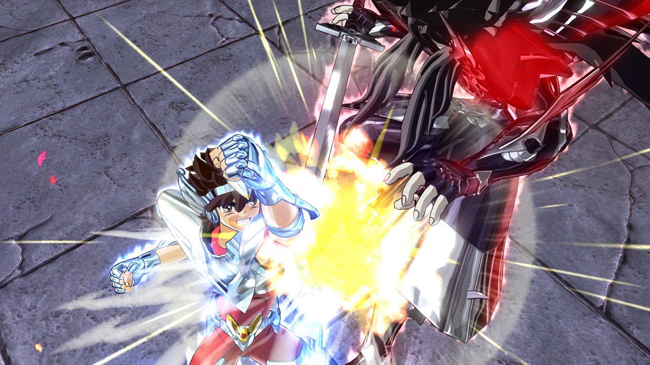 Saint Seiya Soldiers' Soul ESPAÑOL PC Full (CODEX) 4