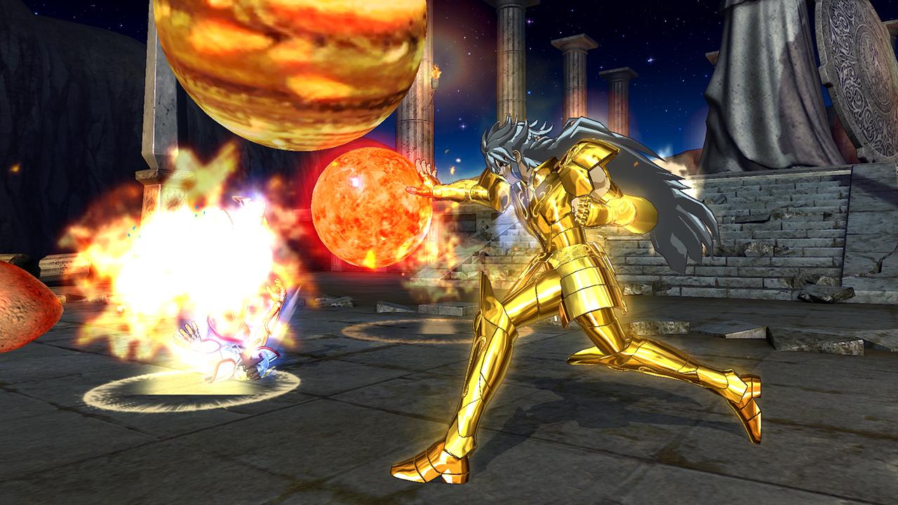 Saint Seiya Soldiers' Soul ESPAÑOL PC Full (CODEX) 7