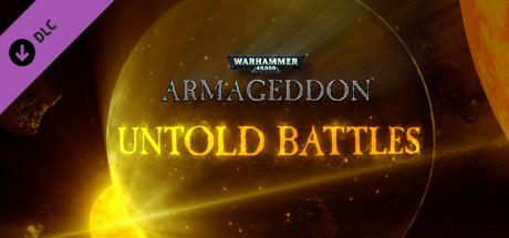 Warhammer 40,000 : Armageddon - Untold Battles