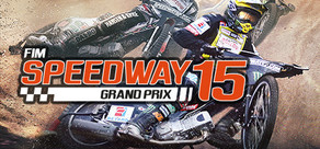 FIM Speedway Grand Prix 15 cover art