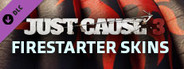 Just Cause 3 - Firestarter Customization Skins