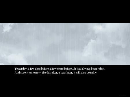 Ame no Marginal -Rain Marginal-