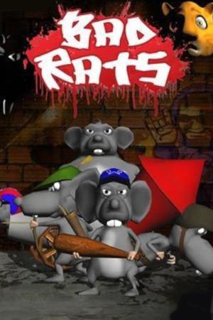 Bad Rats: the Rats' Revenge poster image on Steam Backlog