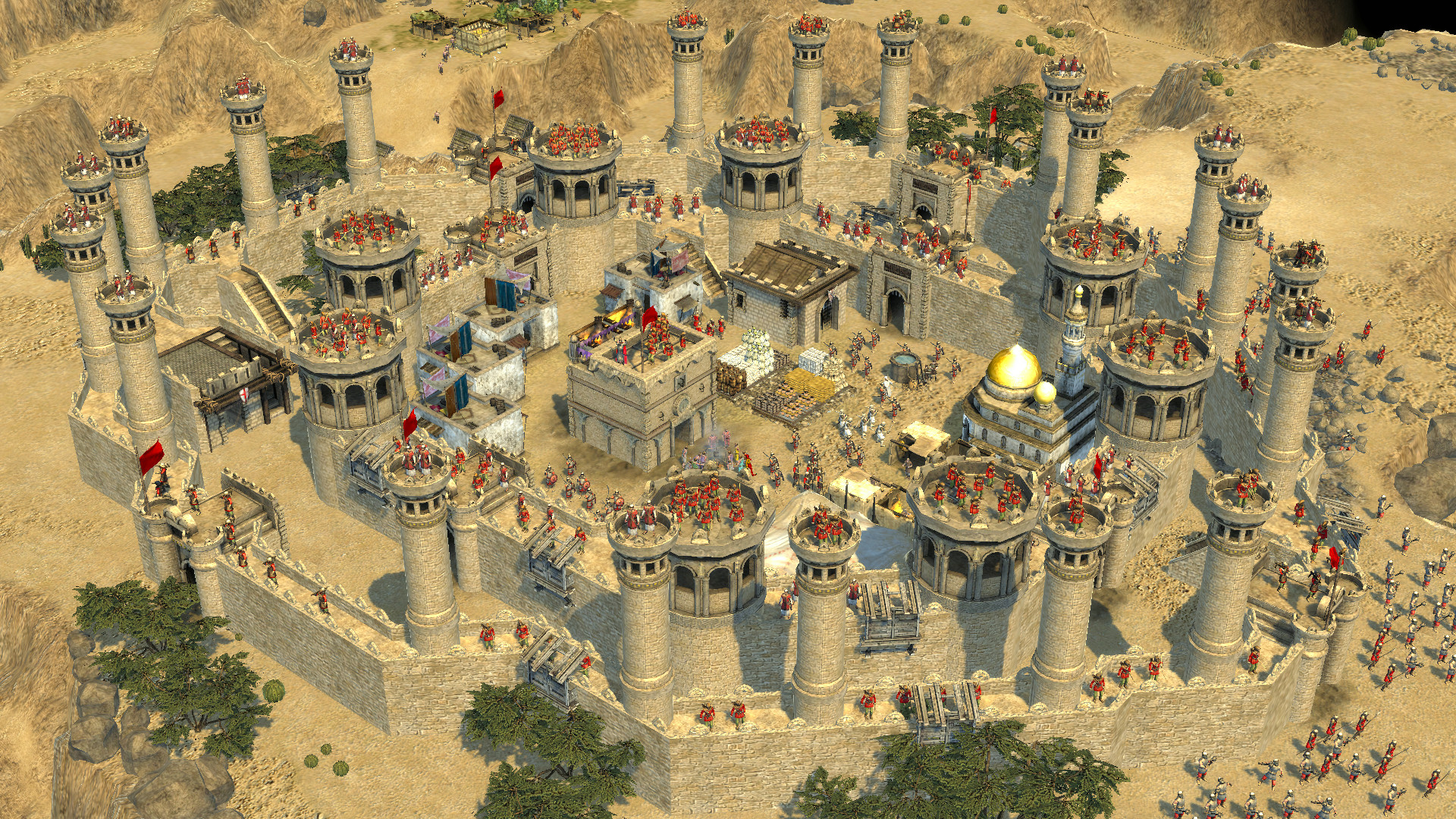 Stronghold Crusader II: The Emperor & The Hermit 2015 pc game Img-4