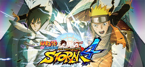 NARUTO SHIPPUDEN: Ultimate Ninja STORM 4 cover art