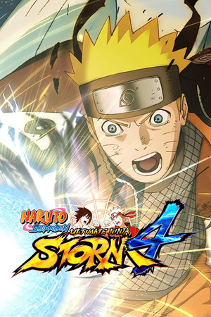 NARUTO SHIPPUDEN: Ultimate Ninja STORM 4 poster image on Steam Backlog