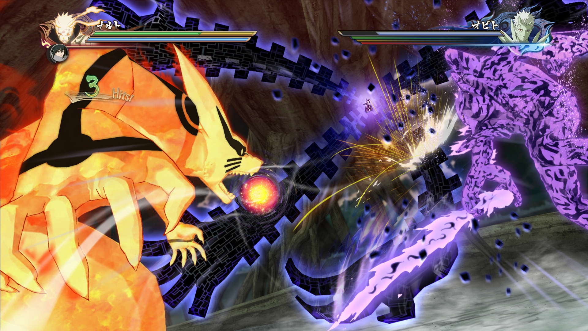 Naruto Shippuden: Ultimate Ninja Storm 2 Screenshot 1