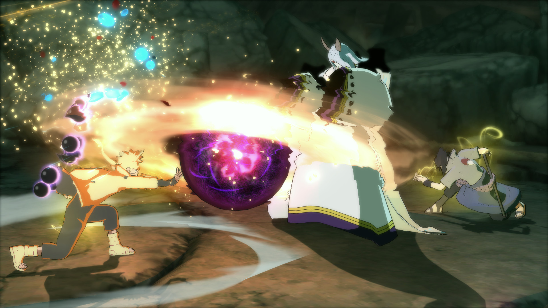 Naruto Shippuden: Ultimate Ninja Storm 2 Screenshot 3
