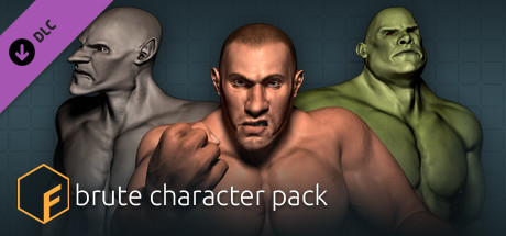 Fuse - Free Brute Character Pack on Steam