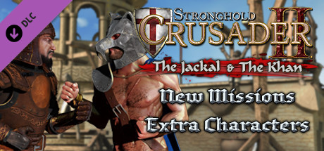 Stronghold Crusader 2: The Jackal and The Khan