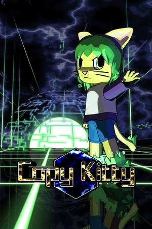 Copy Kitty poster image on Steam Backlog