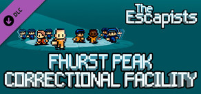 The Escapists - Fhurst Peak Correctional Facility cover art