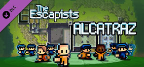 The Escapists - Alcatraz cover art