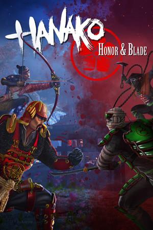 Hanako: Honor & Blade poster image on Steam Backlog