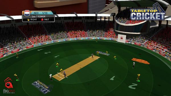 TableTop Cricket 6
