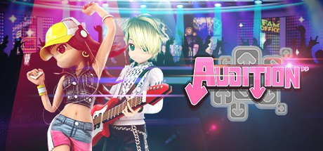 The popular dance and rhythm game, Audition Online, is available for Steam!  Create your avatar and play on 20 different game modes.